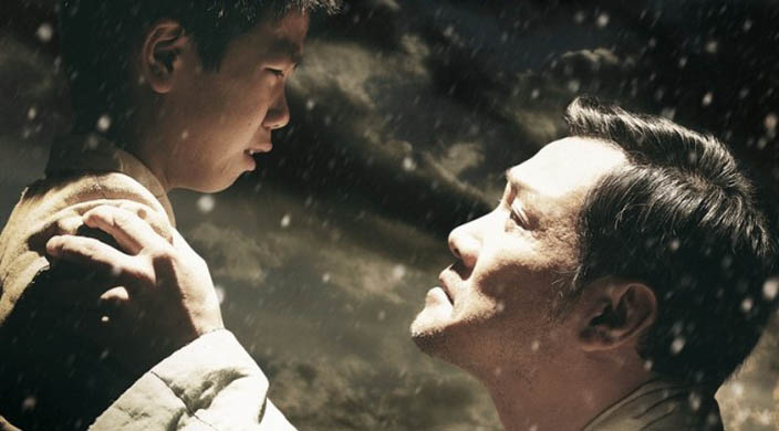 """Ode to my father"" de JK Youn"