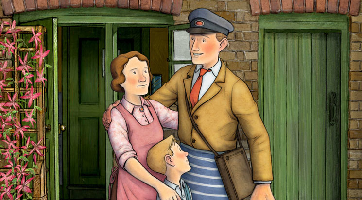 """Ethel & Ernest"" de Roger Mainwood"