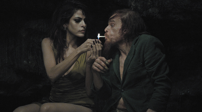 """Holy Motors"" Leos Carax"