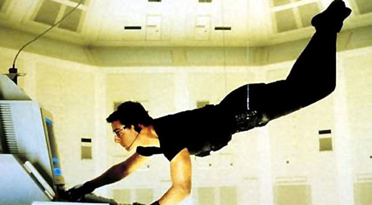 """Mission : Impossible"" de Brian De Palma"