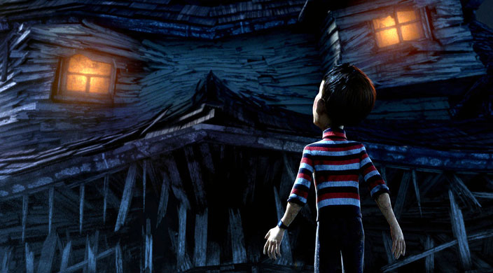 """Monster House"" de Gil Kenan"