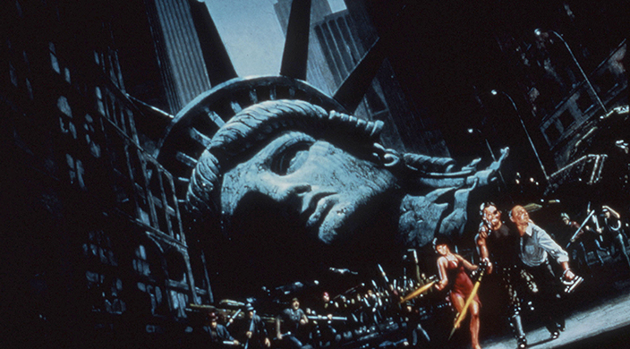 """New York 1997"" de John Carpenter"