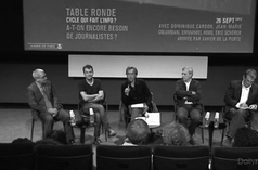 "Table ronde ""A-t-on encore besoin des journalistes ?"""