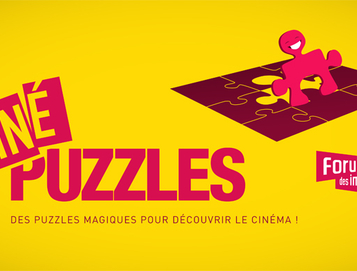 Application ciné puzzles