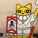 """Chats perchés"" de Chris Marker"