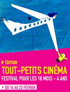 Tout-Petits Cinéma 2015