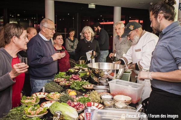 Rencontre atelier cuisine